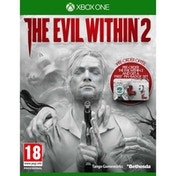 The Evil Within 2 Xbox One Game (with Pin Badge Set)