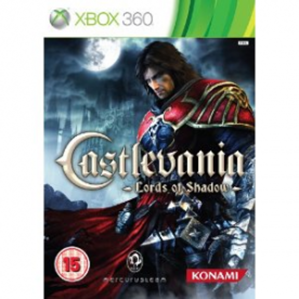 Castlevania Lords of Shadow Game Xbox 360