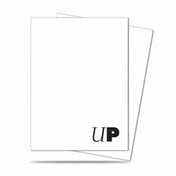 Ultra Pro PRO Team White Deck Protectors (50 Sleeves)