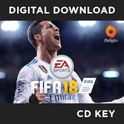FIFA 18 PC Game FIFA 18 CD Key Download for Origin