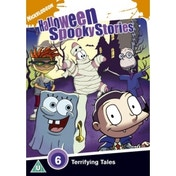 Nicktoons Halloween Spooky Stories DVD