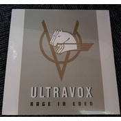 Ultravox - Rage In Eden Vinyl