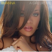 Rihanna A Girl Like Me CD