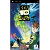 Ex-Display Ben 10 Alien Force Game PSP Used - Like New