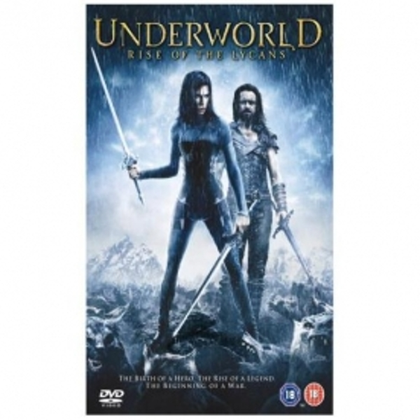 Underworld 3 Rise of The Lycans DVD