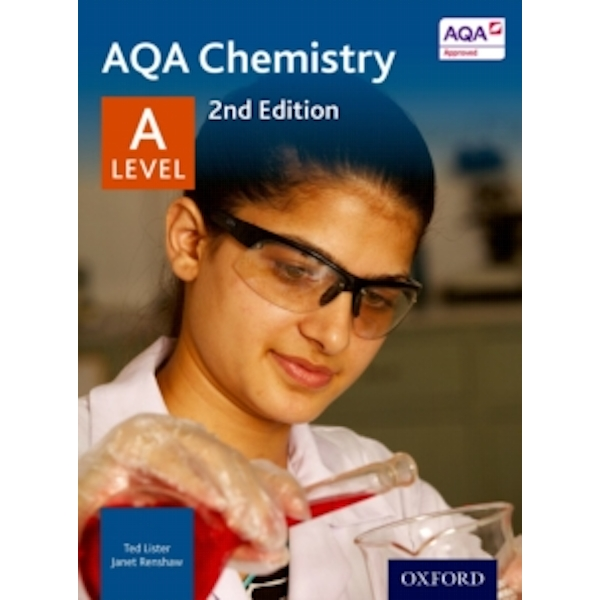 AQA Chemistry A Level Student Book by Ted Lister, Janet Renshaw (Paperback, 2015)