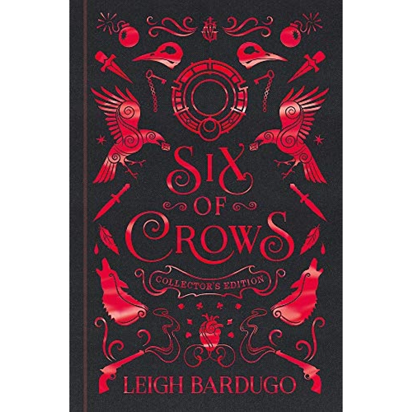 Six of Crows: Collector's Edition Book 1 Hardback 2018
