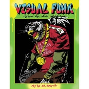 Visual Funk Street Art Adult Coloring Book