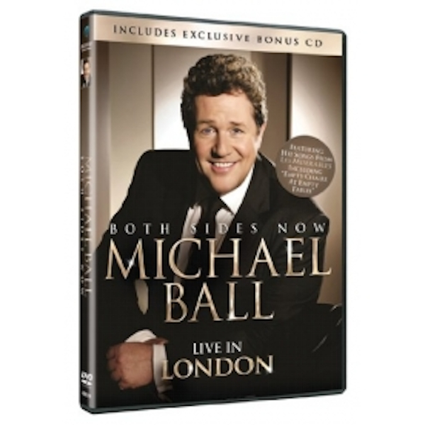Michael Ball Both Sides Now Live in London DVD