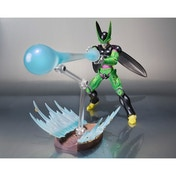 Ex-Display Perfect Cell Premium Colour (Dragon Ball Z) Bandai Tamashii Nations Figuarts Figure Used - Like New