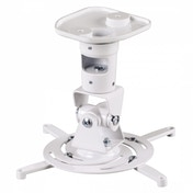 Projector Ceiling Mount (White)