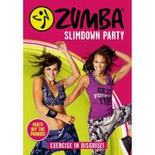 Zumba Slimdown Party DVD