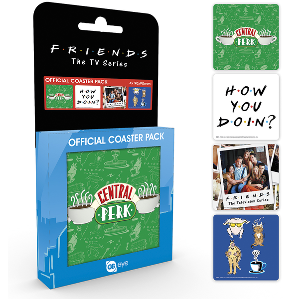 Friends Mix Coaster Pack - Image 1