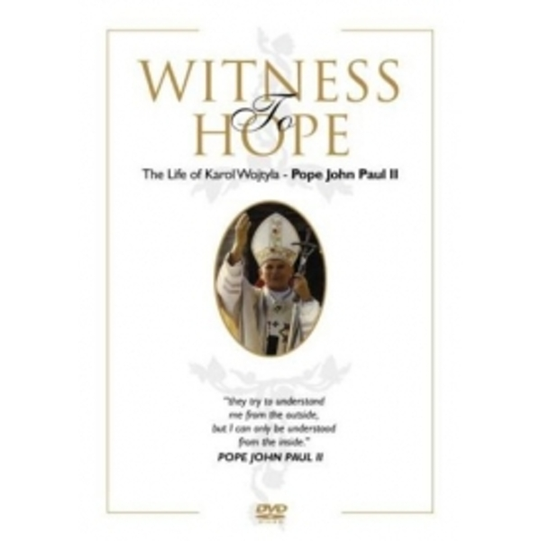 Witness To Hope DVD