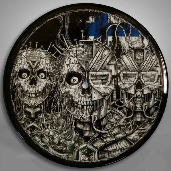 Festerday - Cadaveric Virginity (Picture Disc) Vinyl