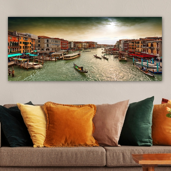 YTY104668634_50120 Multicolor Decorative Canvas Painting