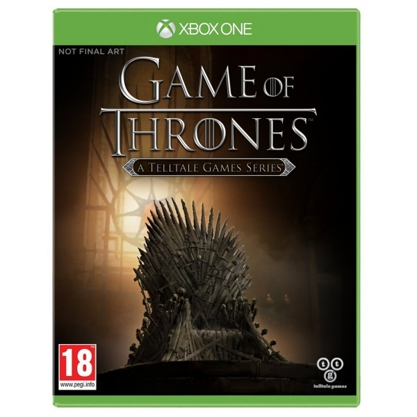 Game Of Thrones A Tell Tale Games Series Xbox One Game