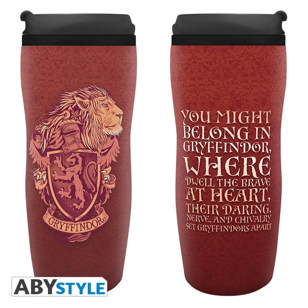 Harry Potter - Travel Mug Gryffindor Travel Mug