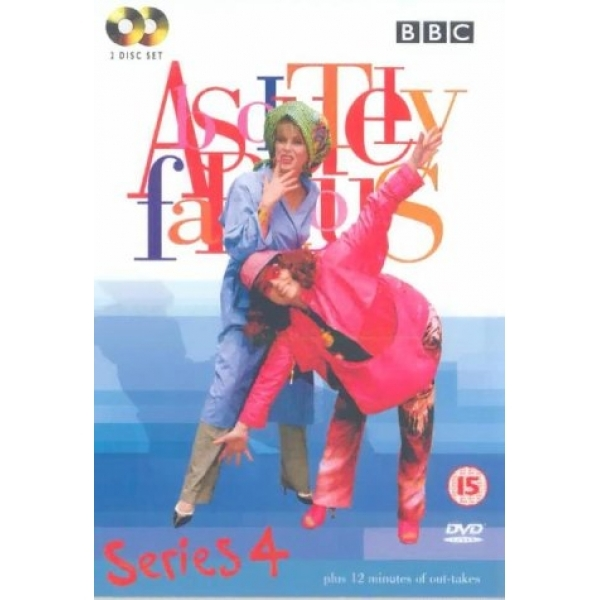 Absolutely Fabulous - Series 4 DVD