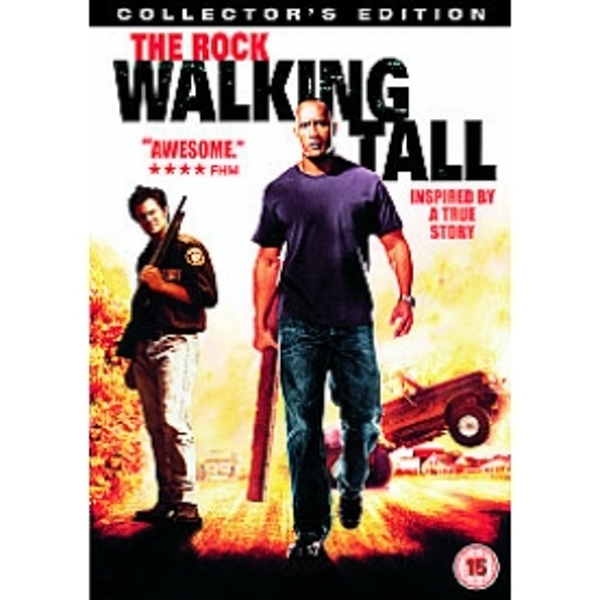 Walking Tall DVD