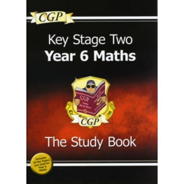 KS2 Maths Targeted Study Book - Year 6 by CGP Books (Paperback, 2008)