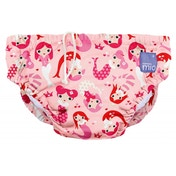 Bambino Mio Swim Nappy Medium 6-12 Months Mermaids