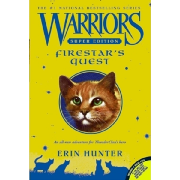 Firestar's Quest by Erin Hunter (Paperback / softback, 2008)