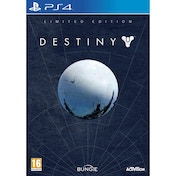 Destiny Limited Edition PS4 Game