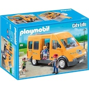 Playmobil City Life School Bus