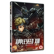 APPLESEED XIII Complete Series Collection DVD