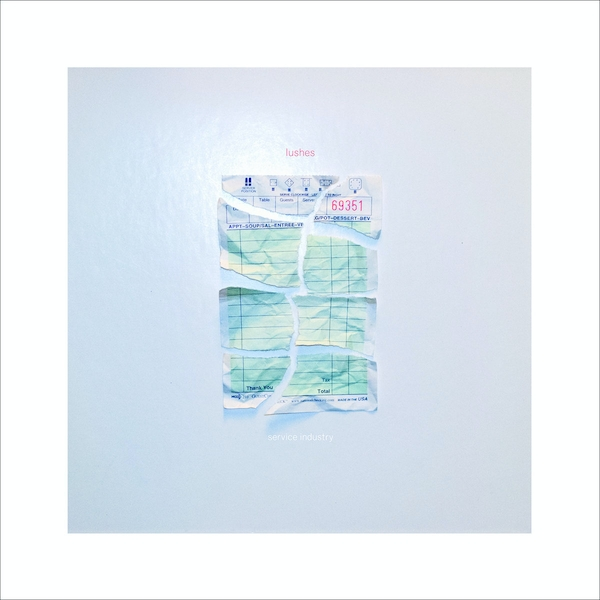 Lushes - Service Industry CD