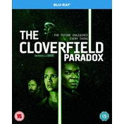 The Cloverfield Paradox Blu-ray
