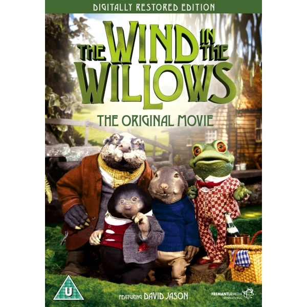 Wind In The Willows Original Film DVD
