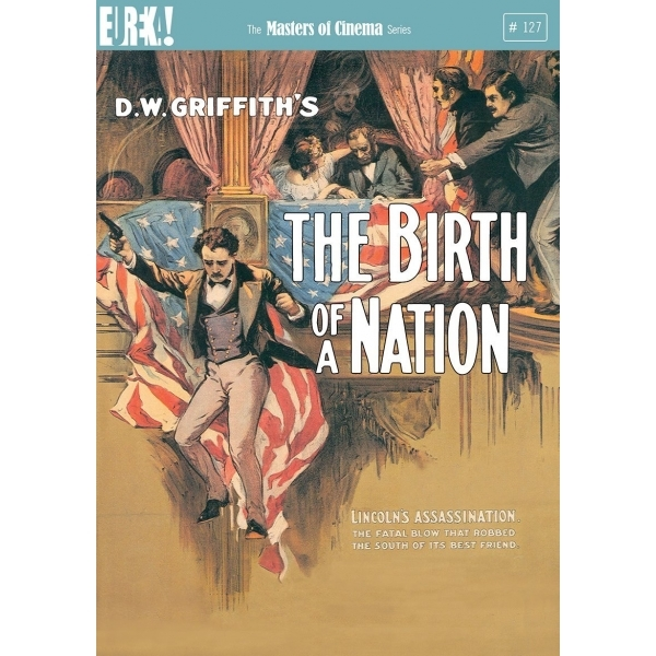 The Birth of a Nation DVD