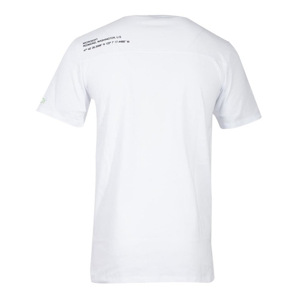 Microsoft - Dot Logo Men's X-Large T-Shirt - White