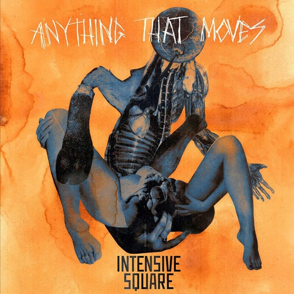 Intensive Square - Anything That Moves Vinyl