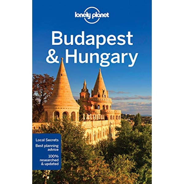 Lonely Planet Budapest & Hungary by Lonely Planet (Paperback, 2017)
