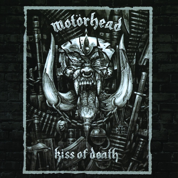 Motorhead - Kiss Of Death Vinyl