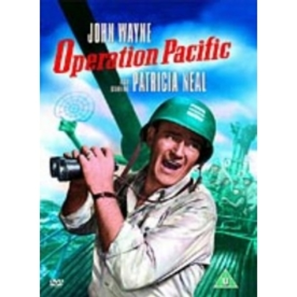 Operation Pacific DVD