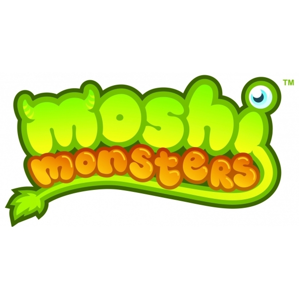 Moshi Monsters Poppet's Fashion Stencil