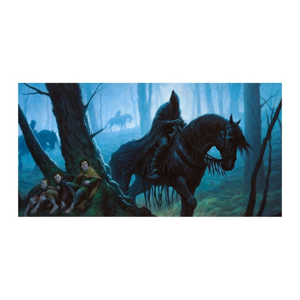 LOTR: The Black Riders Playmat