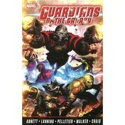 Marvel Guardians of the Galaxy The Complete Collection Volume 1 Paperback