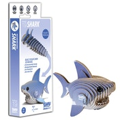 EUGY Shark 3D Craft Kit