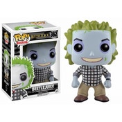 Beetlejuice Plaid Suit (Beetlejuice) Funko Pop! Vinyl Figure