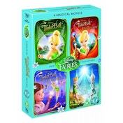 Tinker Bell Collection DVD