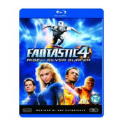Fantastic Four: Rise Of The Silver Surfer Blu-ray