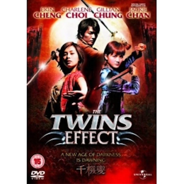 The Twins Effect DVD