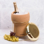 Thumbs Up! Bottle Cork Ice Bucket