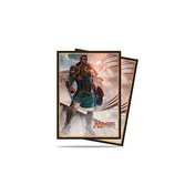 Magic the Gathering: Amonkhet - Gideon of the Trails 80 Ultra Pro Sleeves (6 Packs)