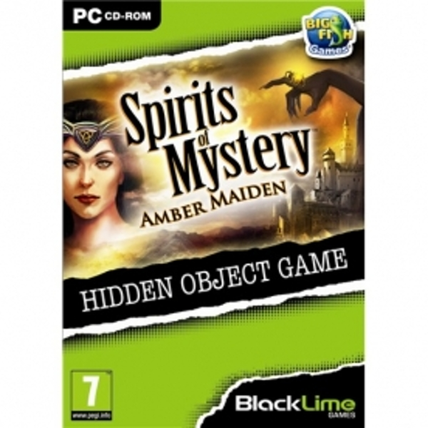 Spirits of Mystery Amber Maiden Game PC